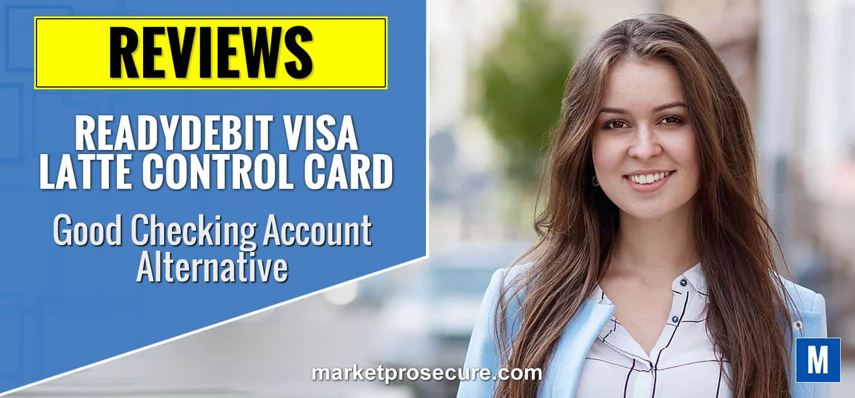READYdebit Visa Latte Control Card Review