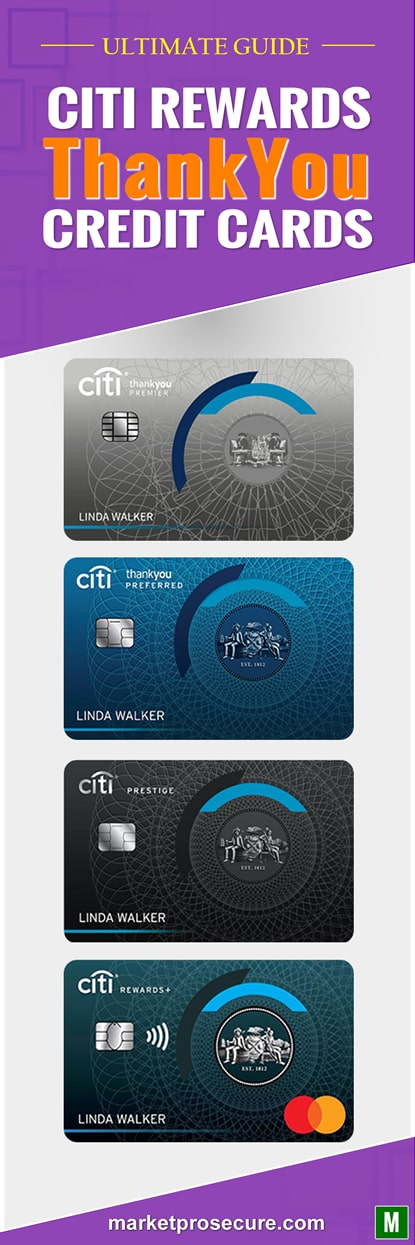 Citi ThankYou Credit Cards Guide