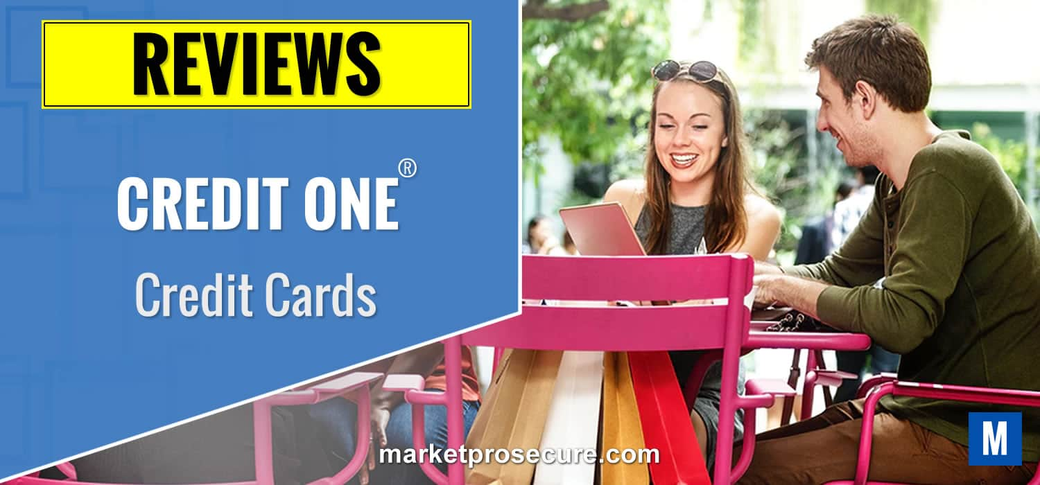 Credit One Cards Reviews