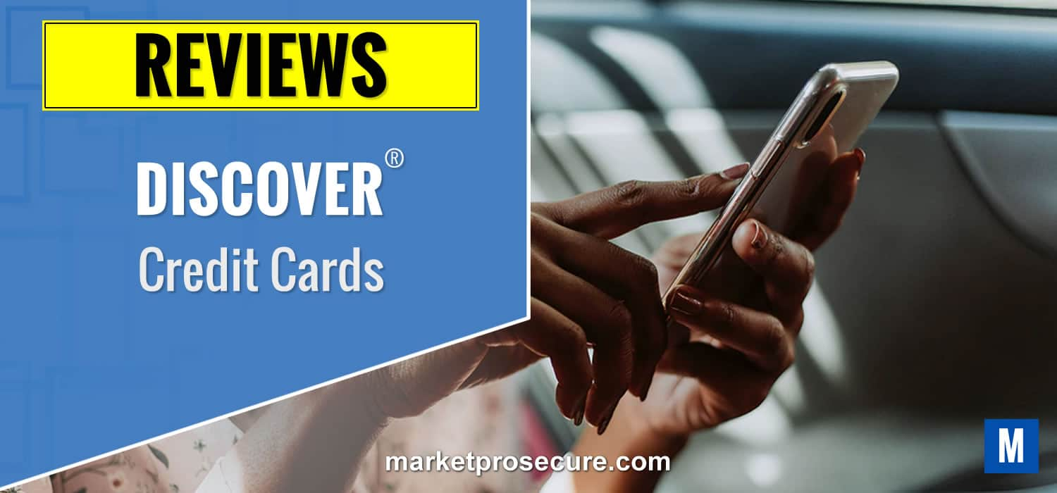 Discover Cards Reviews