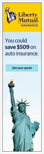 Liberty Mutual Auto insurance