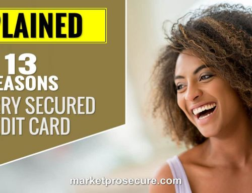 13 Reasons to Carry a Secured Card