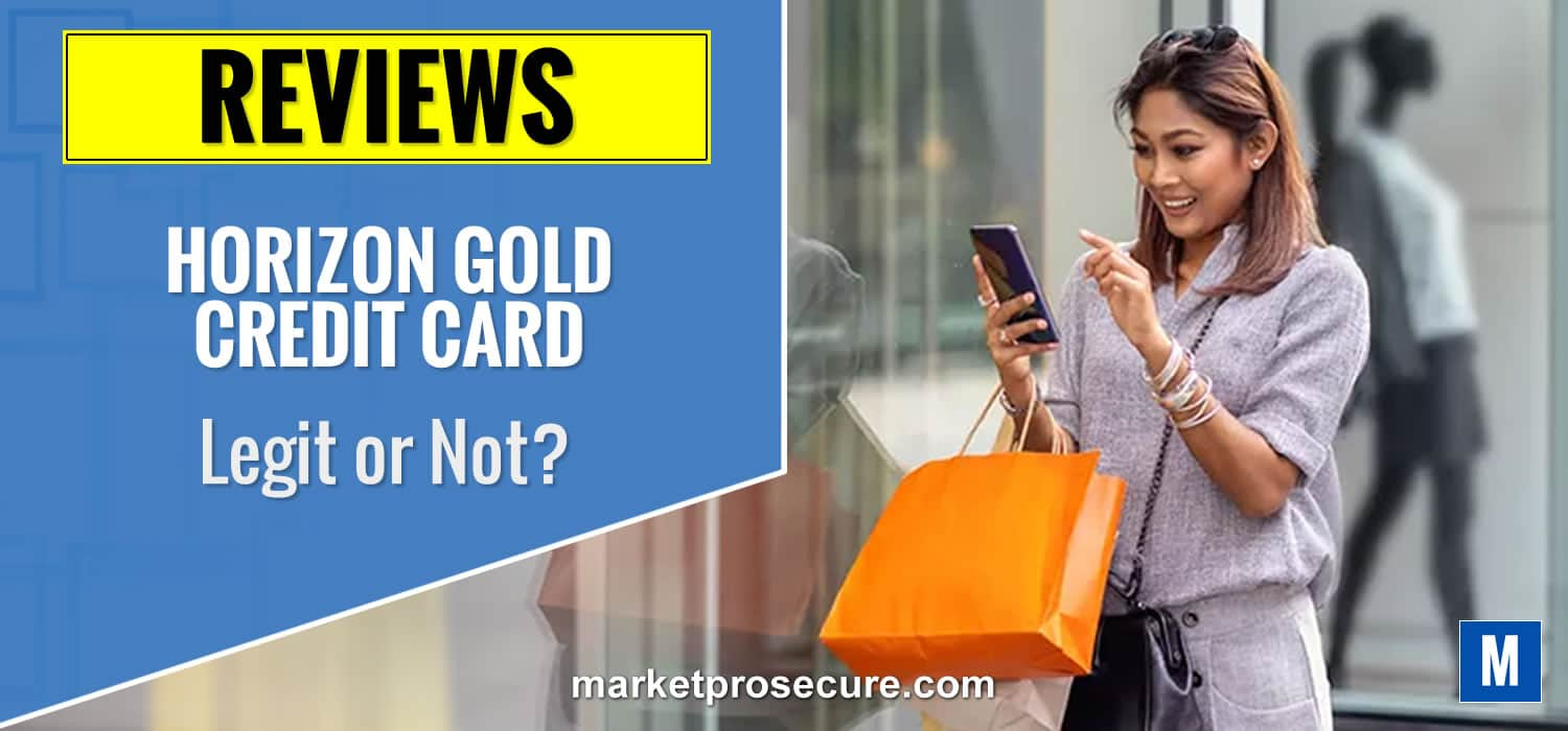 Horizon Gold Credit Card Reviews