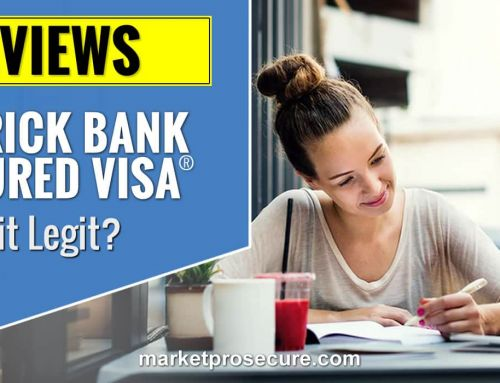 Merrick Bank Secured Visa Review. Is it Legit?
