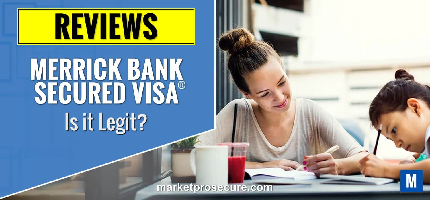 Merrick Bank Secured Visa Review