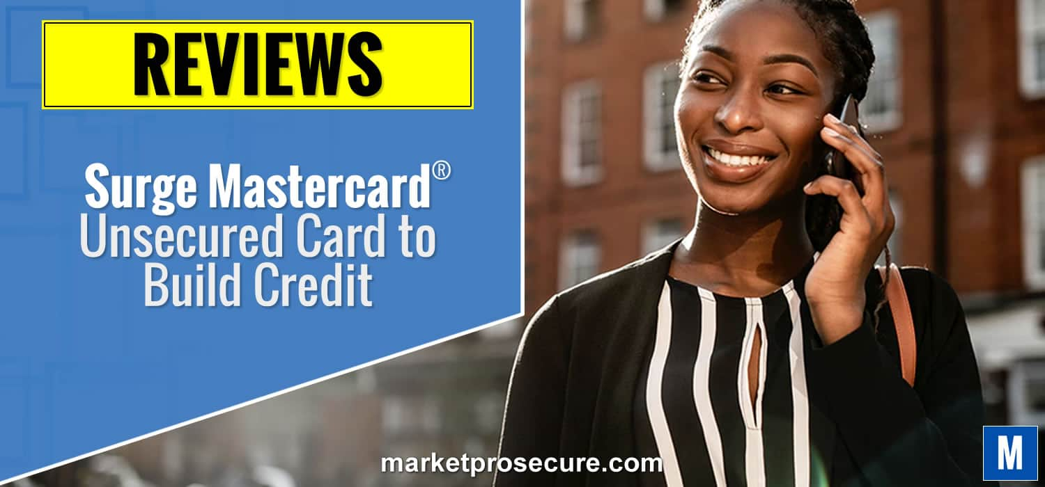 Surge Mastercard Reviews
