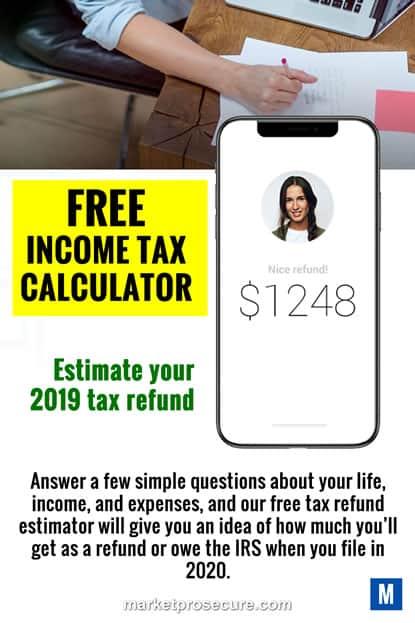 FREE Income Tax Calculator