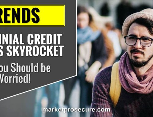 Millennial Credit Scores Skyrocket. Here's Why You Should be Worried!