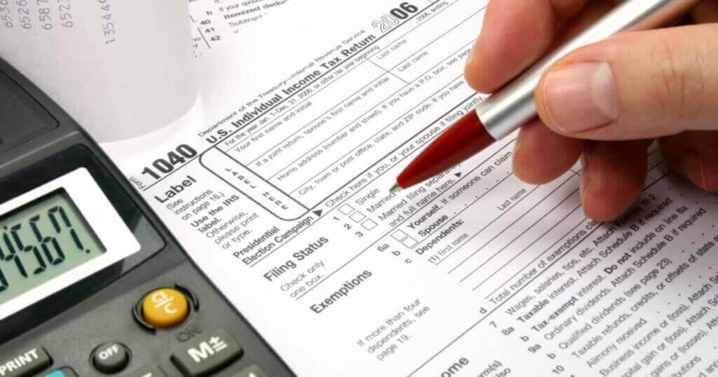 Tax Fillling Deadline