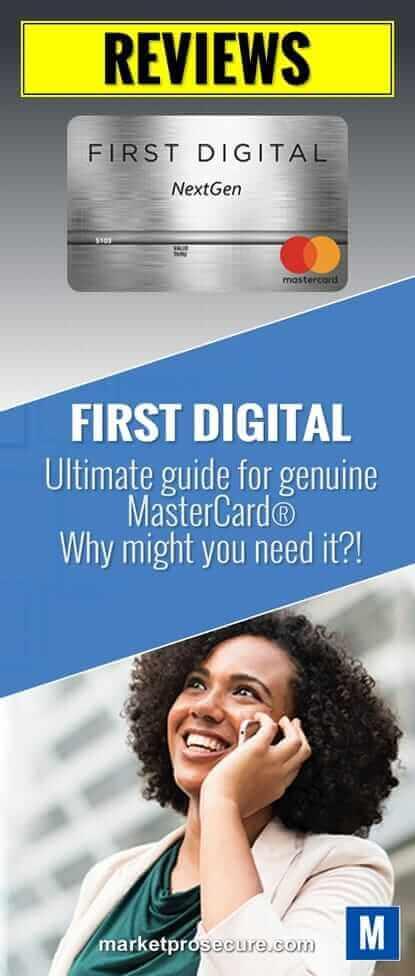 First Digital NextGen Mastercard Ultimate Guide