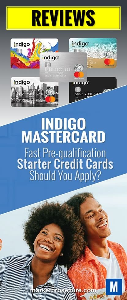 Indigo Mastercard Credit Cards Review