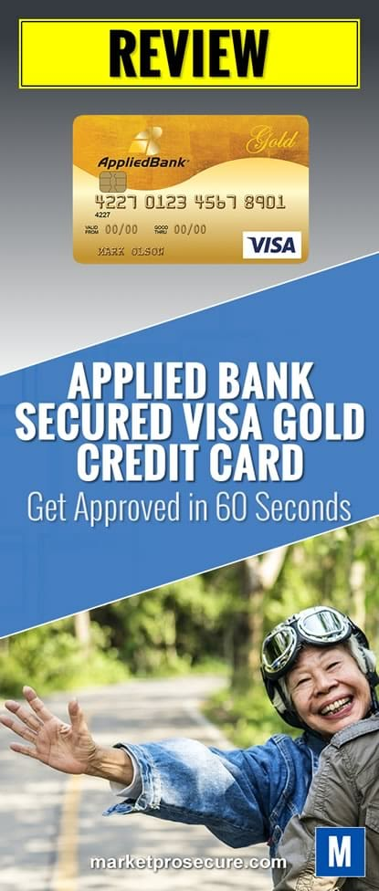 AppliedBank Secured Card Review