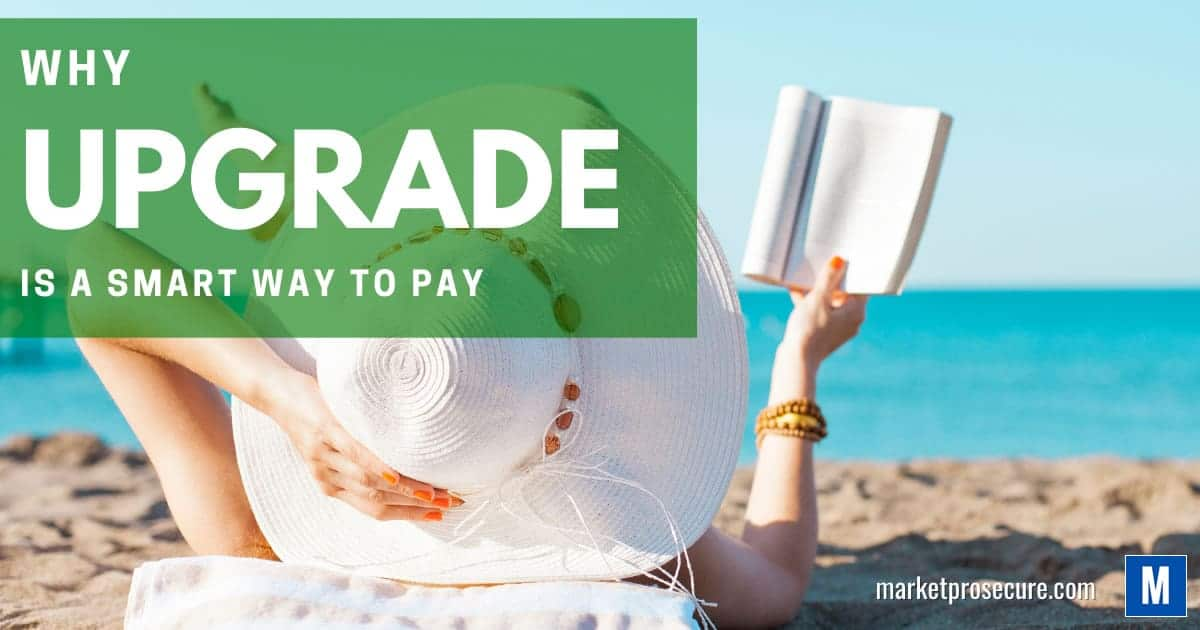 Upgrade Visa Card Review - Smarter way to pay