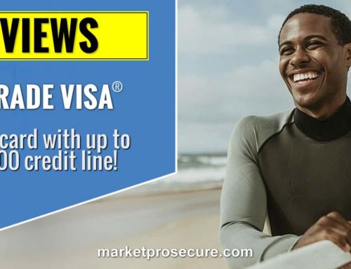 Upgrade Visa Credit Card Review