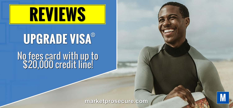Upgrade Visa Card Review