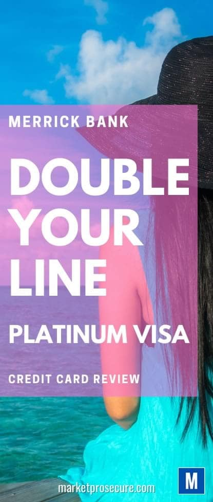 Double Your Line Merrick Bank Card Review