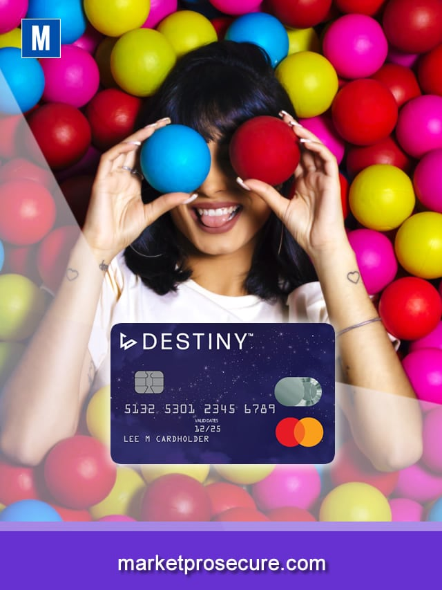 Cover for What is Destiny Mastercard story